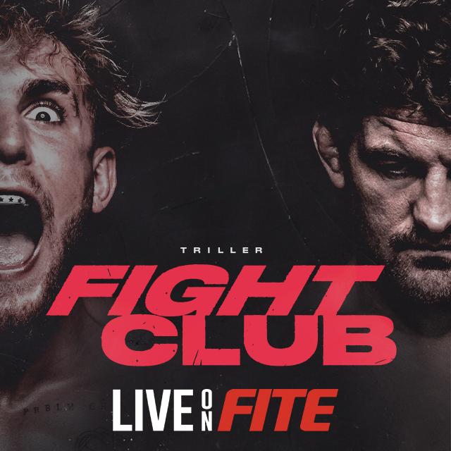 Triller Fight Club: Jake Paul vs Ben Askren PPV event