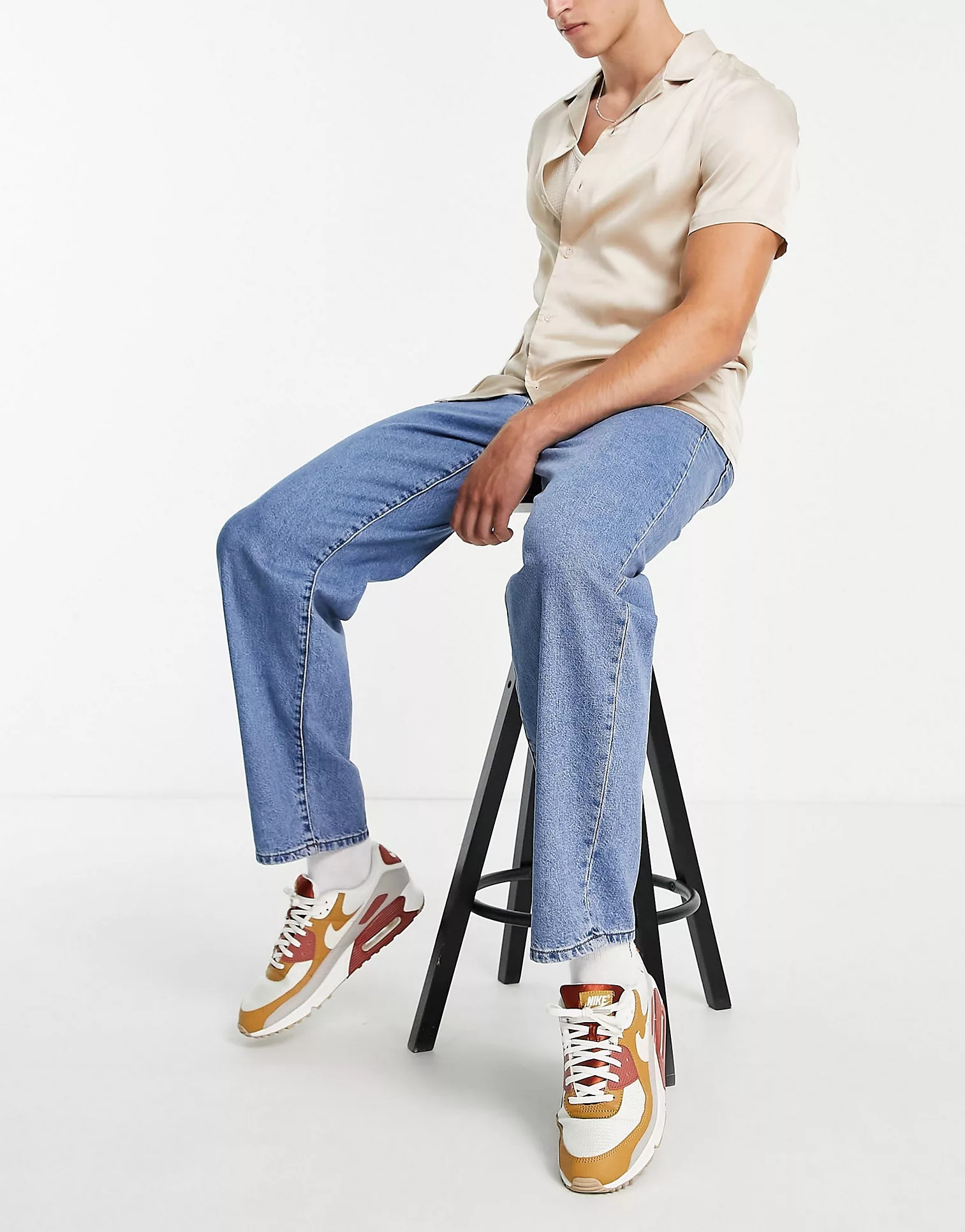 ASOS DESIGN Baggy Jeans