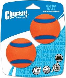 Chuckit! Ultra Rubber Ball Tough Dog Toy