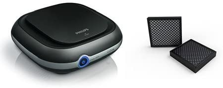 best car gadgets - Philips GoPure Compact 200 Car Air Purifier With Refill Filter