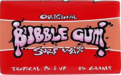 Bubblegum surf wax