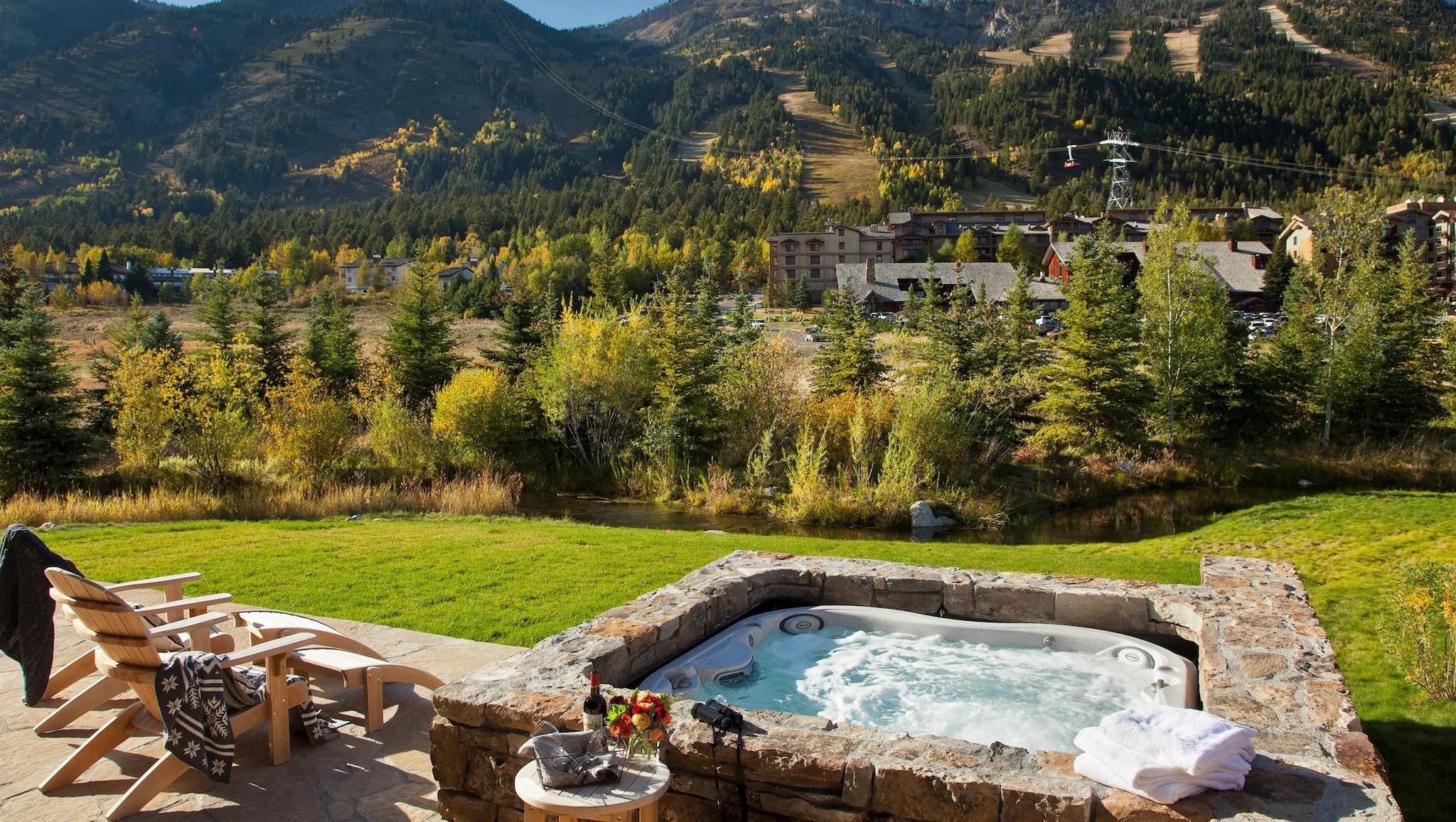 Mountain-Modern Villa