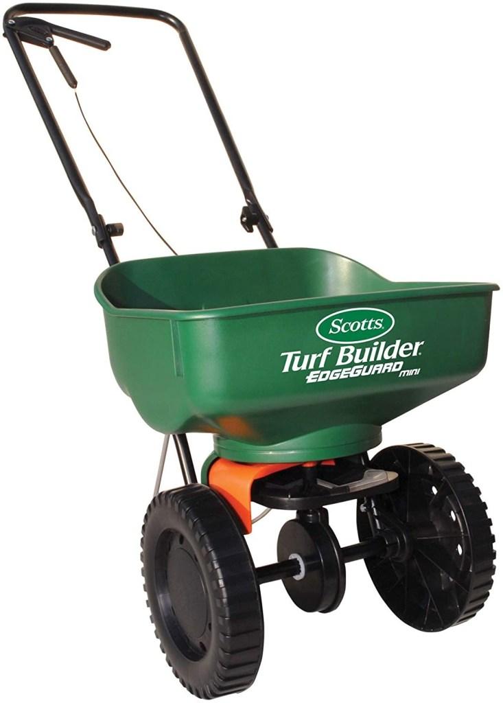 Scotts Turf Builder Broadcast Spreader, Revitalize Your Lawn