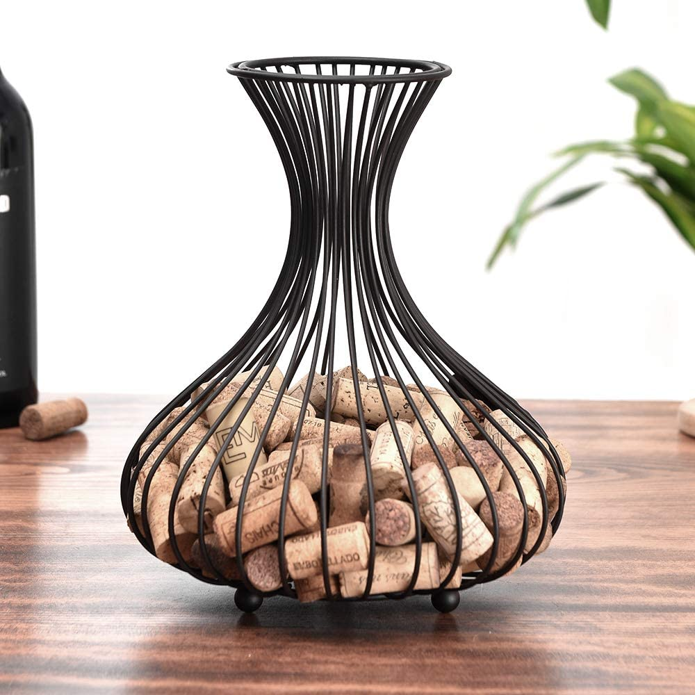 Shikha Wine Cork Holder