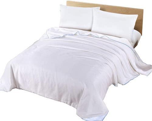 Silk Camel Luxury Allergy-Free Comforter