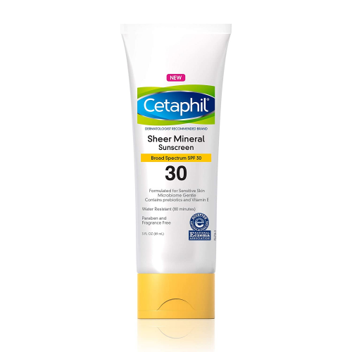 cetaphil mineral sunscreen