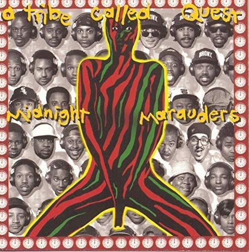 Tribe Called Quest, Midnight Marauders