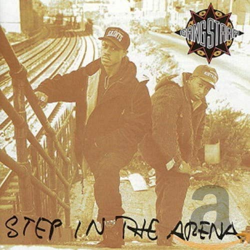 Gangstarr, Step In The Arena