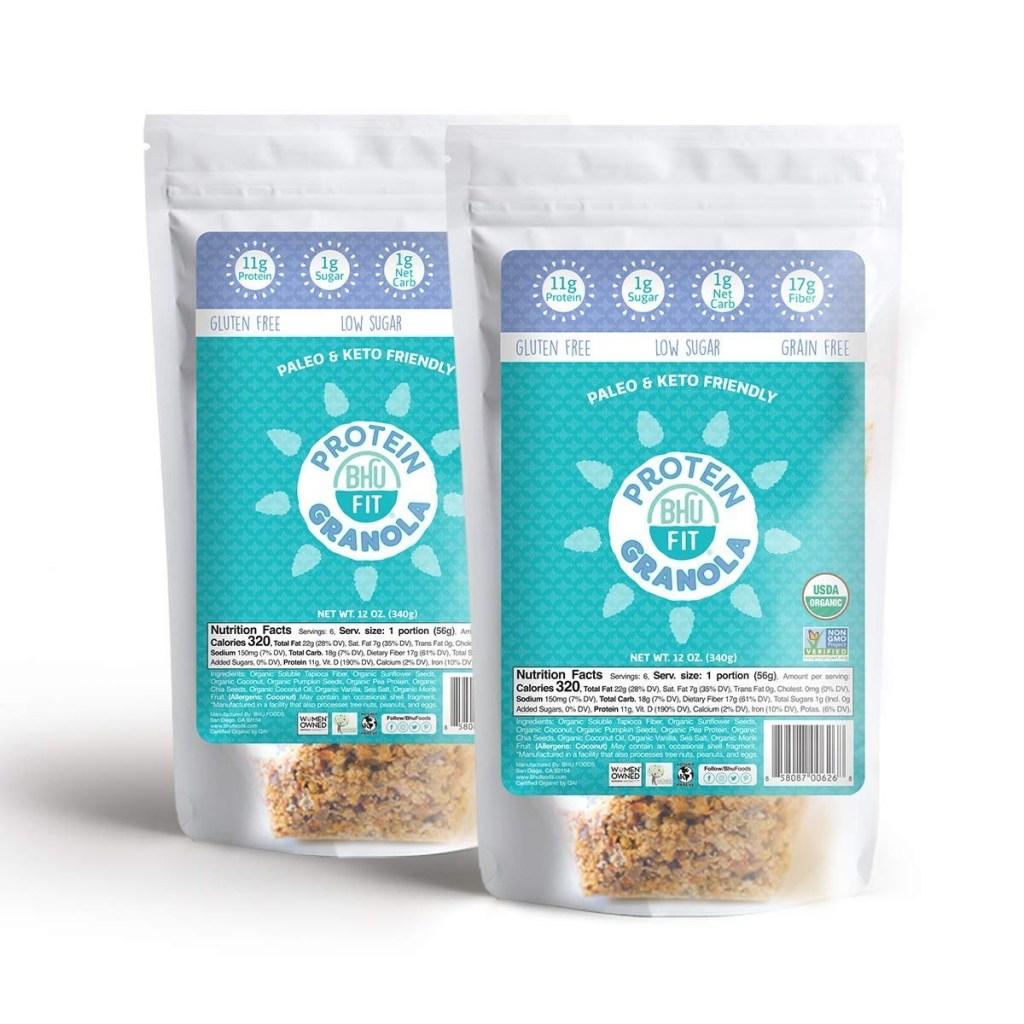 BHU Fit Protein Granola, Best Granola