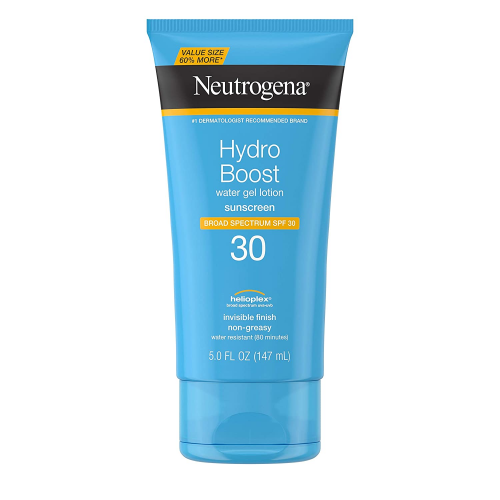neutrogena hydro boost sunscreen