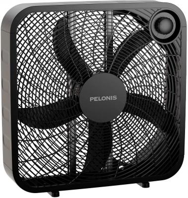 pelonis box fan