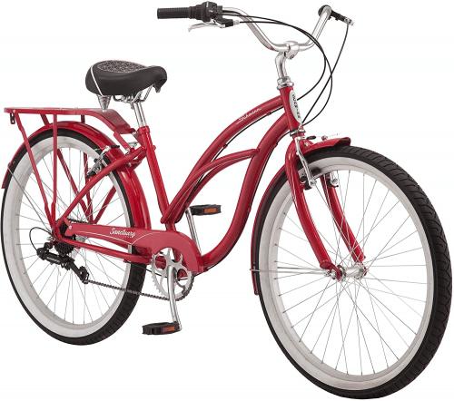 schwinn 7 cruiser bike