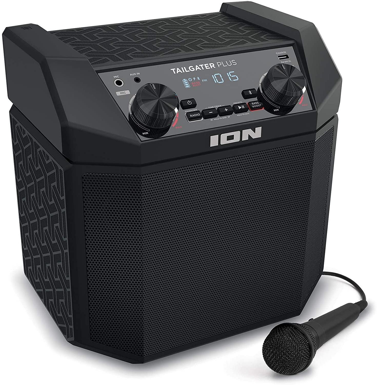 ION Audio Block Rocker Plus, best karaoke machine