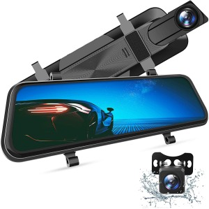 VanTop H610 Mirror Dash Cam for Cars, Best Gadgets for Cars
