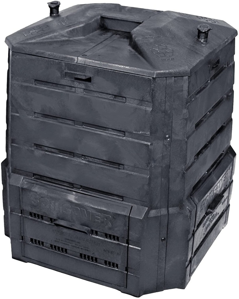 Algreen Products Soil Saver Classic Compost bin, Revitalize your lawn