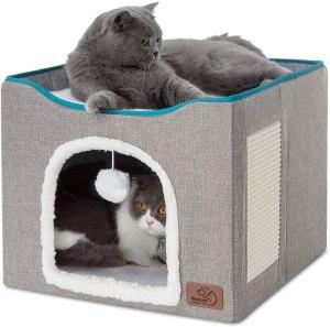 Bedsure Cat Cube