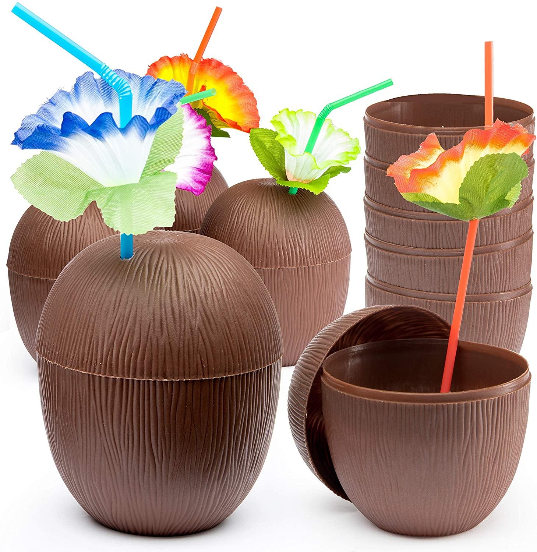 Prextex 12 Pack Coconut Cups