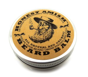Honest Amish Beard Balm Leave-in Conditioner, best beard conditioner