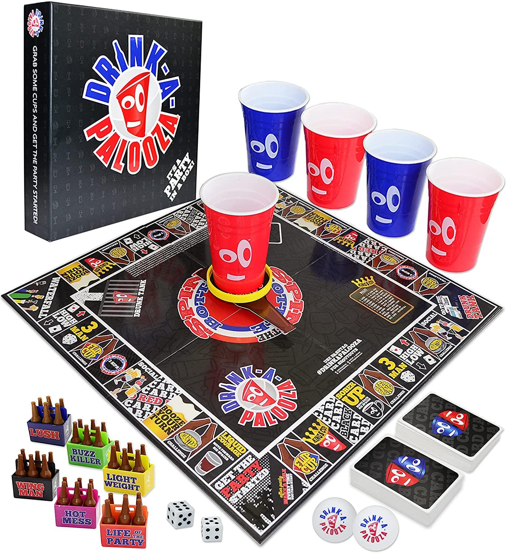 Drink-A-Palooza Drinking Board Game