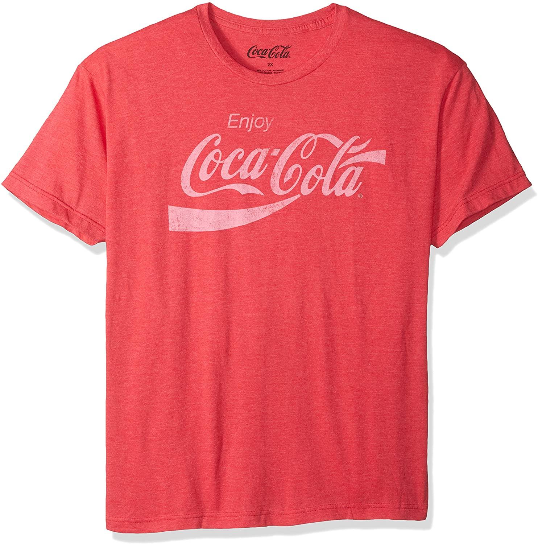 Coca-Cola Vintage Logo Tee