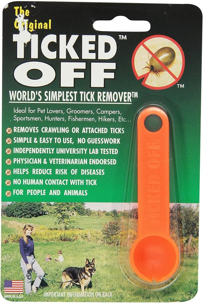 Ticked Off Tick Remover, Tick removers