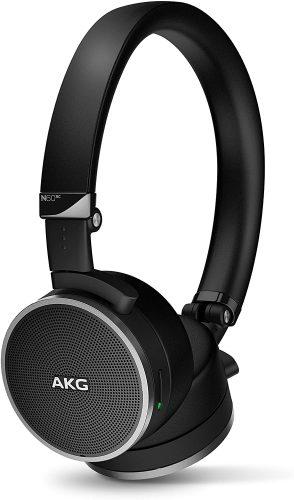 AKG Noise Canceling On Ear Headphones