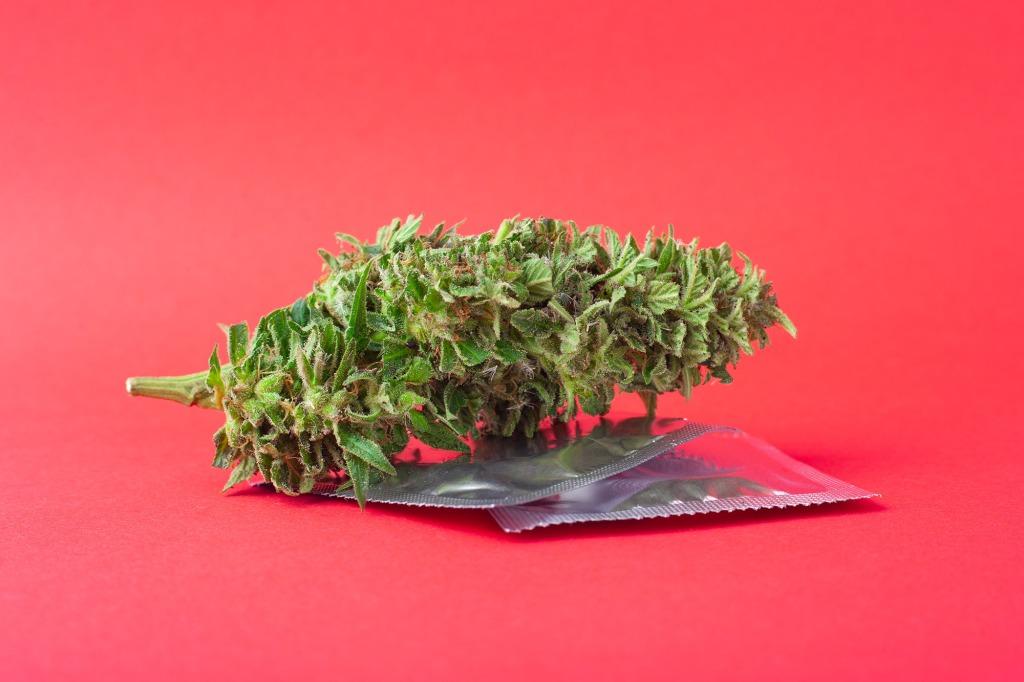 marijuana as aphrodisiac