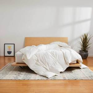 all-seasons down comforter, brooklinen deals