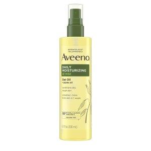 Aveeno body mist, what is jojoba oil