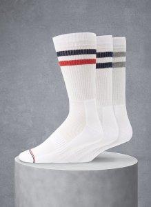 Lorenzo Uomo Men's Calf Socks