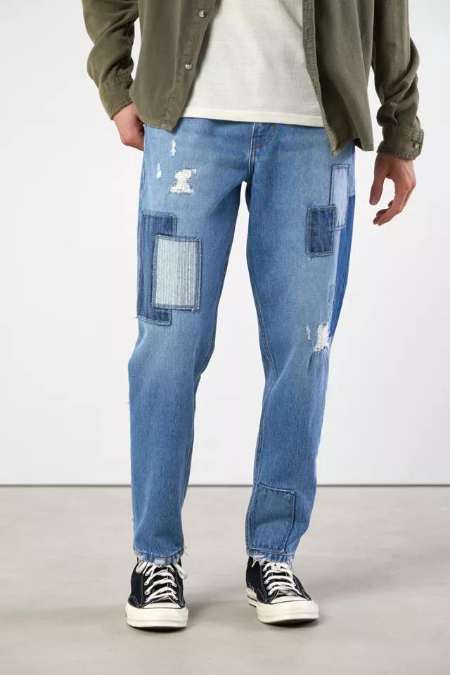 BDG-Dad-Jean-–-Medium-Wash-Patchwork  jeans