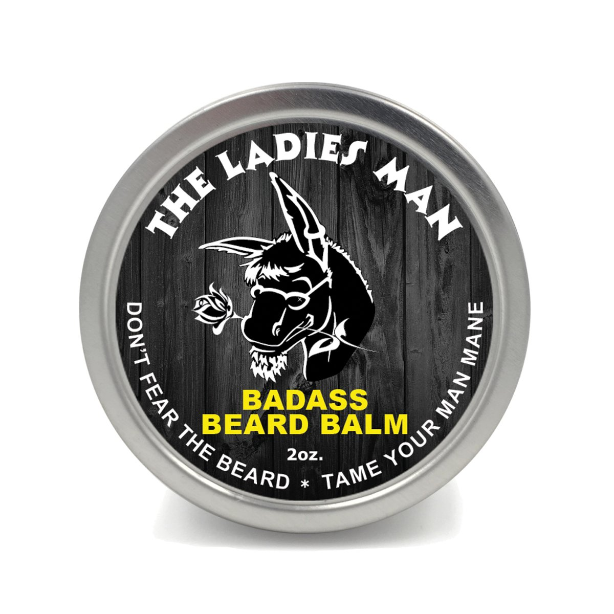 Badass Beard Care Beard Balm The Ladies Man Scent