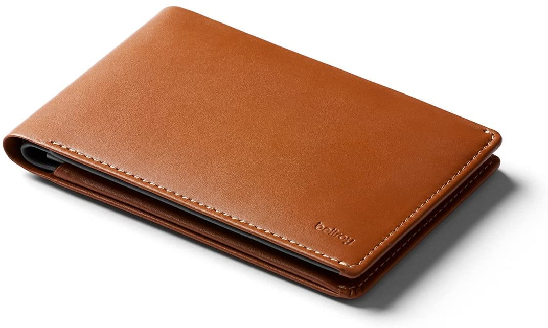 Bellroy Travel Wallet Slim Leather Passport Wallet, travel wallets