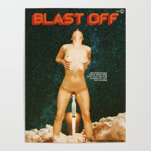 blast off a quiverish production
