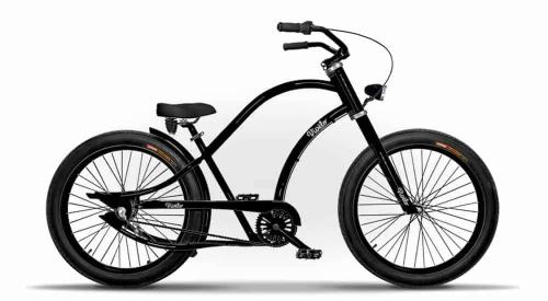 chopper falcon cruiser bike