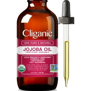 Cliganic jojoba oil, what is jojoba oil