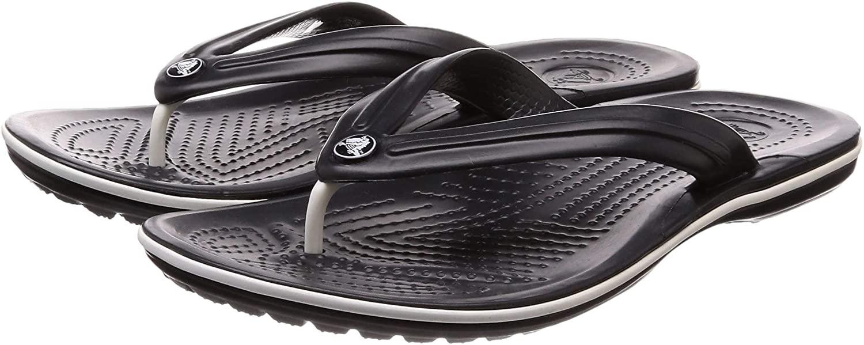 Crocs Crocband Flip Flops in black