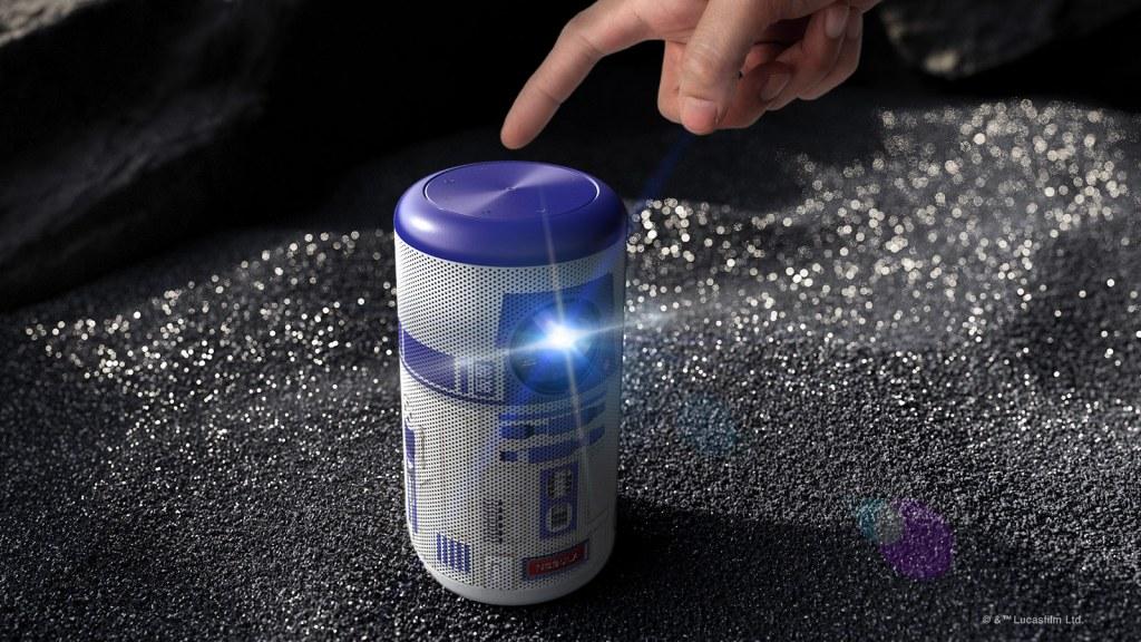 Anker Nebula Capsule II Star Wars R2-D2