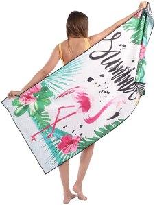 decomen beach towel