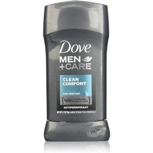 Dove Men+ Care Deodorant, vaccine benefits