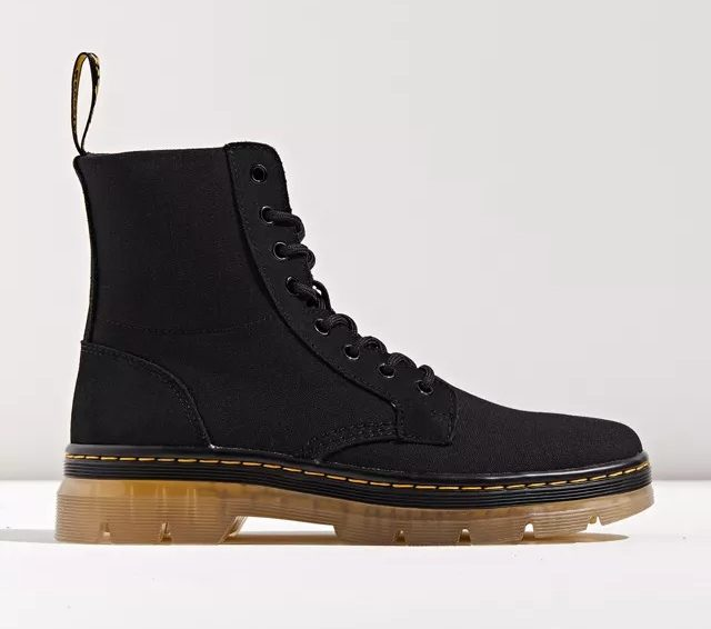 Dr.-Martens-Combs-II-Canvas-and-Suede-Boot