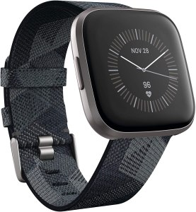 heart rate monitors fitbit versa
