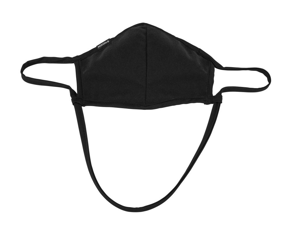 Nixon Flipside Face Mask in black