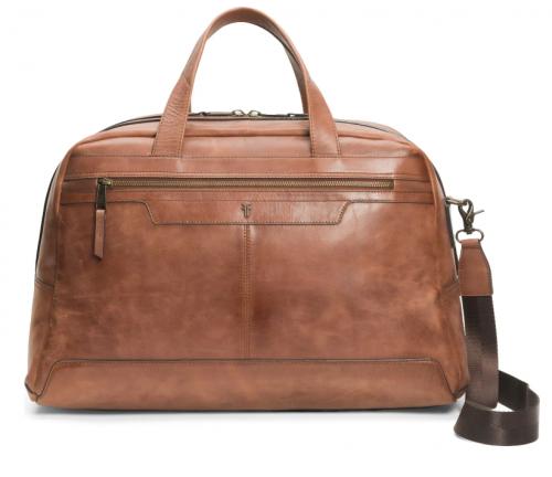 Frye Holden Leather Duffle Bag