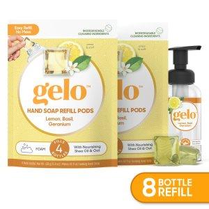 gelo foaming hand soap