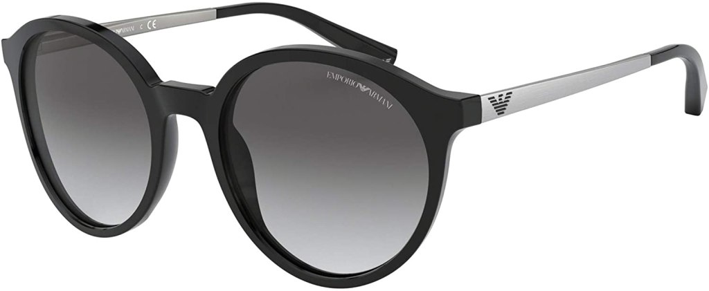 Giorgio-Armani-Round-Sunglasses-affordable-sunglasses