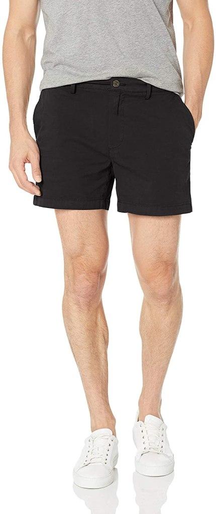 Good Threads Men's Slim-Fit Shorts