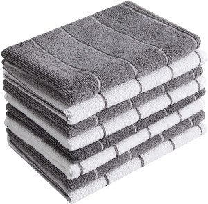 hyer kitchen microfiber kitchen towels