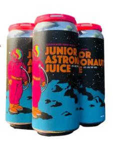 Illuminated Junior Astronaut Hazy IPA