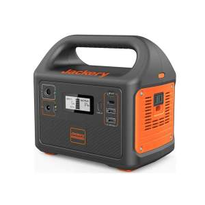 Jackery Explorer 160 portable power station, Jackery review